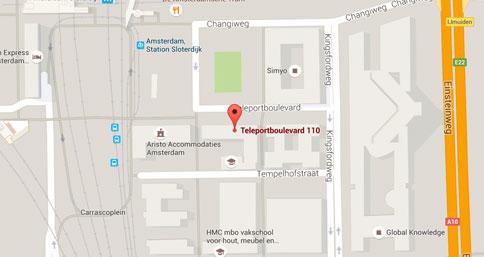 Map location Mocean